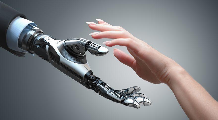 İnsanlar aslında robotlar tarafından üretilmiş olabilir mi?