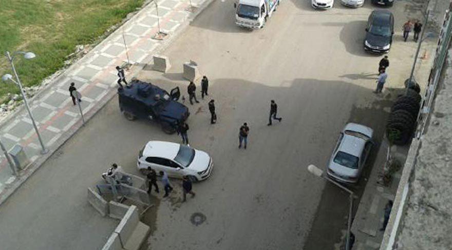 Suruç'ta bombalı saldırı girişimi!