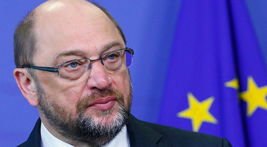 Schulz: Ben de başta Erdoğan'dan hoşlanmıştım