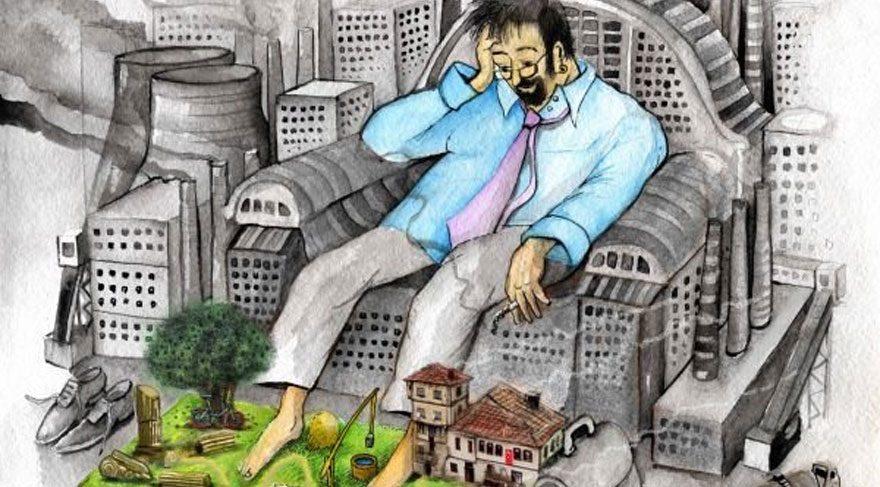 Seferihisarda 600 Karikatür Yarıştı Kültür Sanat Son Dakika Haberler