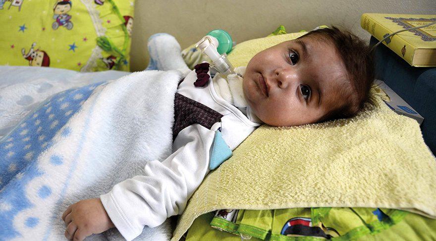 Selim bebeğin yaşamı bu ilaca bağlı… Tanesi 175 bin dolar