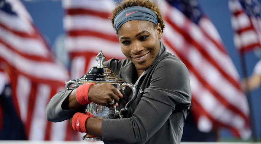 Serena William şampiyon olduğunda meğer hamileymiş
