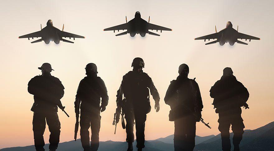 İşte dünyanın en kuvvetli orduları