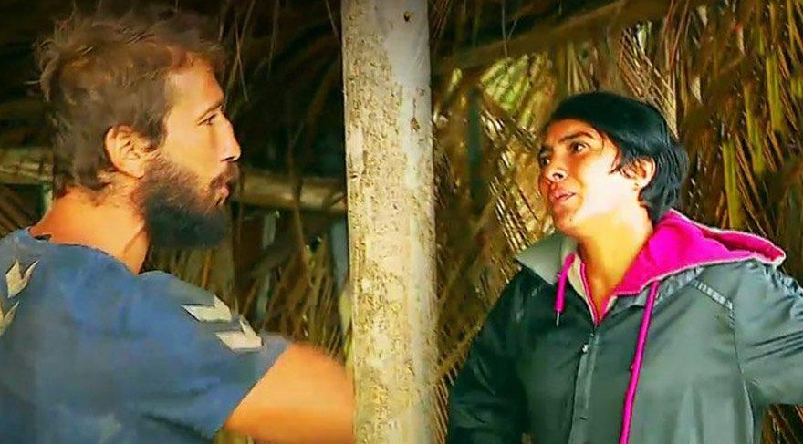 Survivor'da Adem ile Sabriye gerilimi
