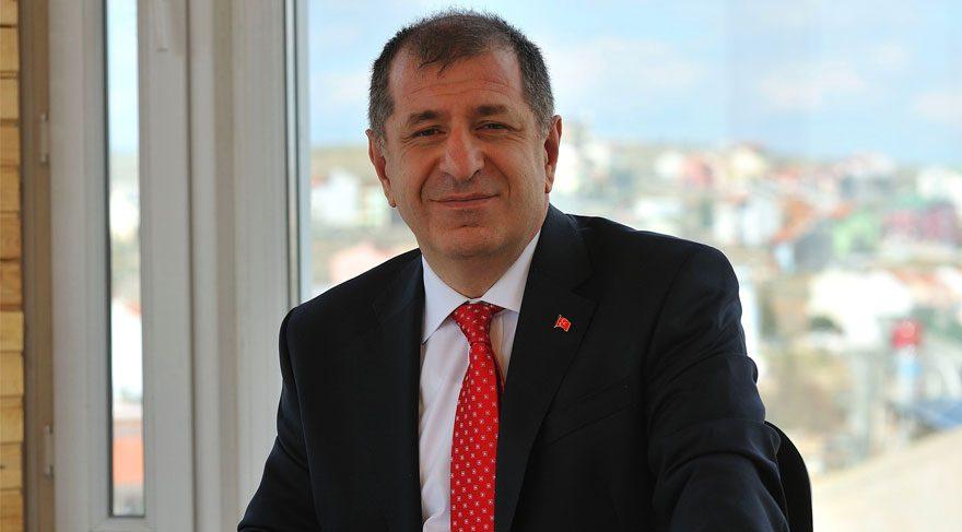 Ümit Özdağ'dan stratejik bir kitap: Türk'ün Vatanla İmtihanı