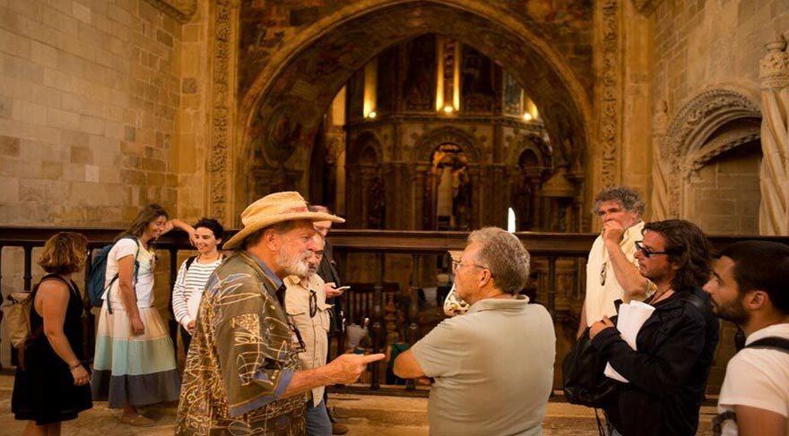 Yönetmen Terry Gilliam yeni filmi için 33 farklı yer gezdi