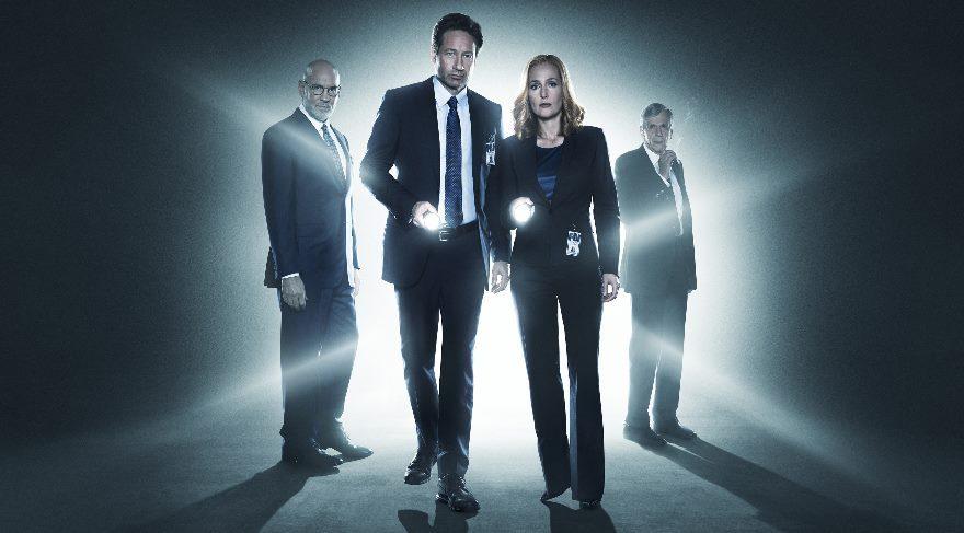 The X-Files ekranlara geri dönüyor!
