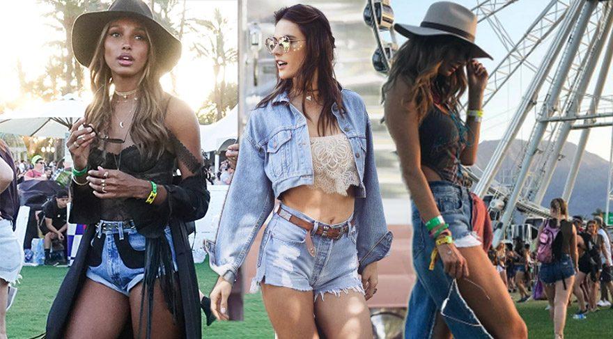 Yılın en büyük festivali Coachella başladı! Şeyma Subaşı da festivale katıldı