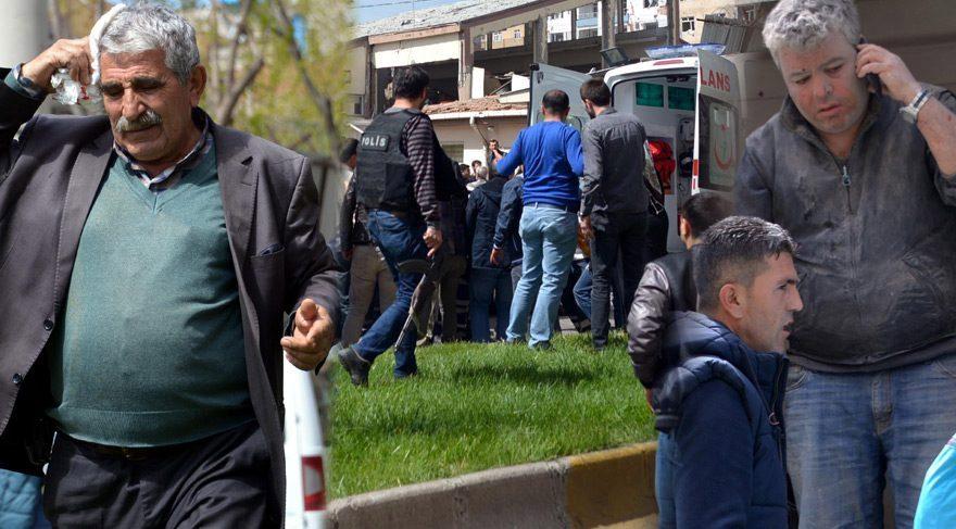 FOTO:İHA - Patlamada çok sayıda kişi de yaralanmıştı.