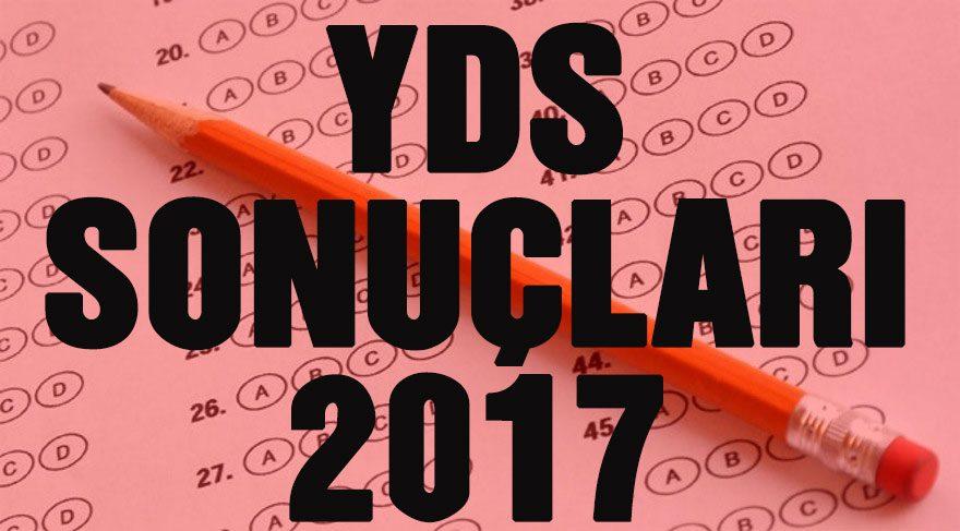 YDS Sonuçları açıklandı!Tıkla 2017 İlkbahar Dönemi YDS sonucunu öğren