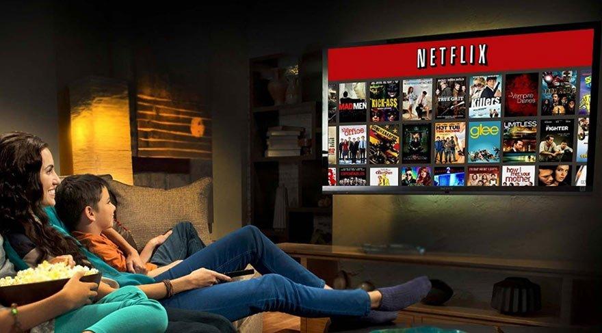 Netflix'le gelenler