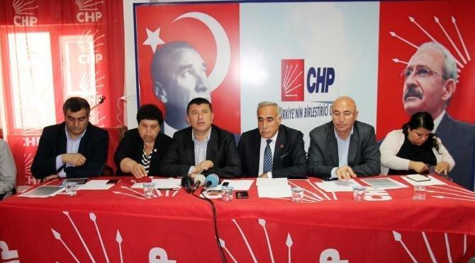 CHP'li Ağbaba: Türkiye katliamlar ülkesi olmuştur