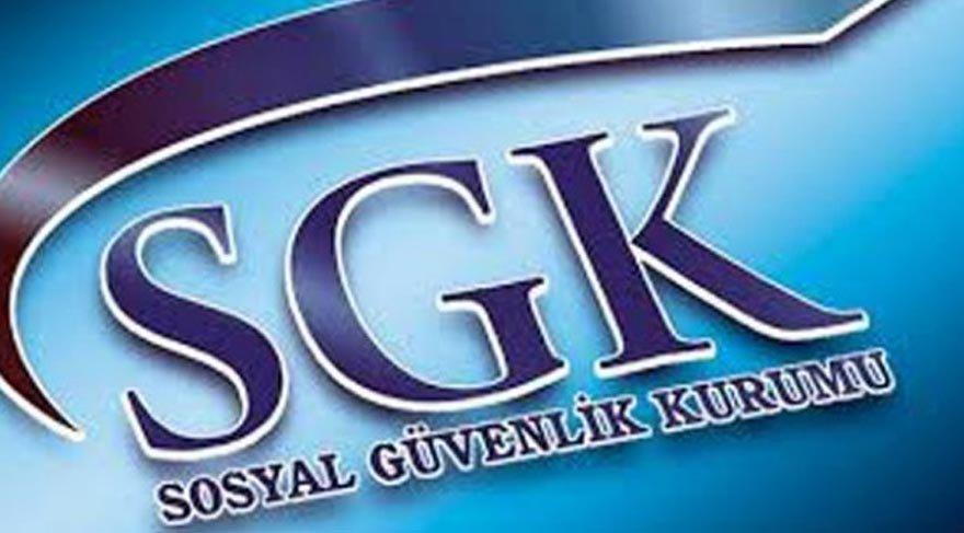 SGK'dan önemli bir duyuru!