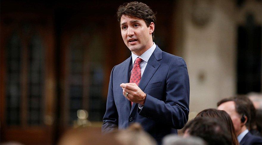 Başbakan Justin Trudeau'ya rakip çıktı!