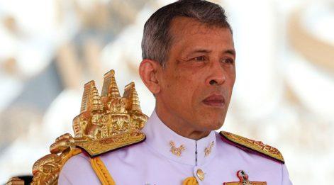 Tayland'da gündem Kral'ın çıplak videosu