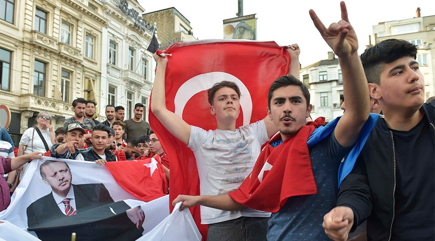 Cumhurbaşkanı Erdoğan kritik zirve için Brüksel'de