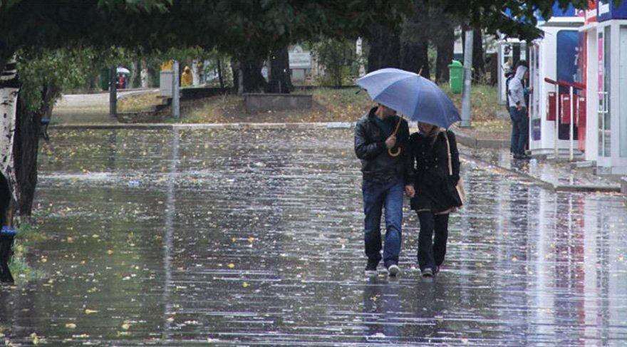 Kavrulan İstanbul'lulara müjdeli haber. Yağış geliyor!