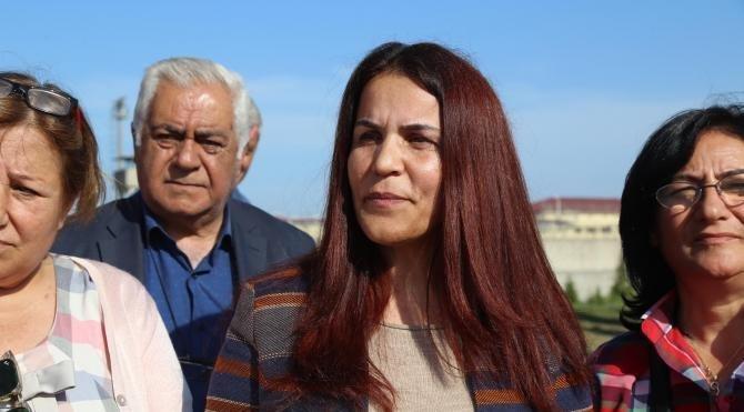 HDP'li Besime Konca tahliye oldu