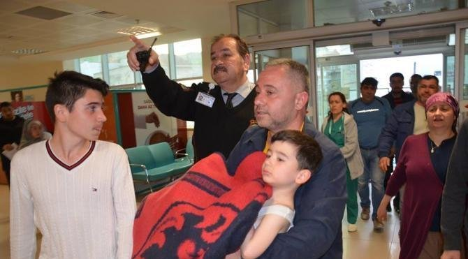 Ordu'da kaybolan 3.5 yaşındaki Mert Efe için arama seferberliği (3)