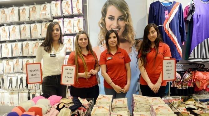 Diyarbakır'dan 15 ülkeye iç giyim ihracaatı