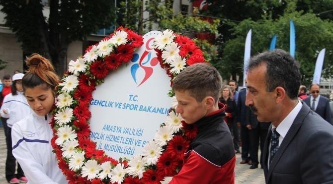 Amasya'da 19 Mayıs coşkusu