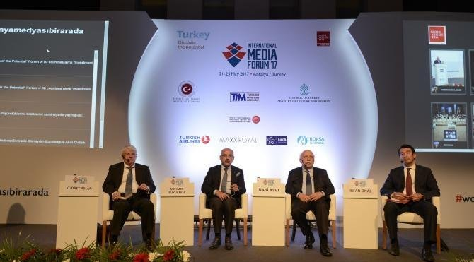 50 ülkeden 142 gazeteciye Türkiye anlatılıyor
