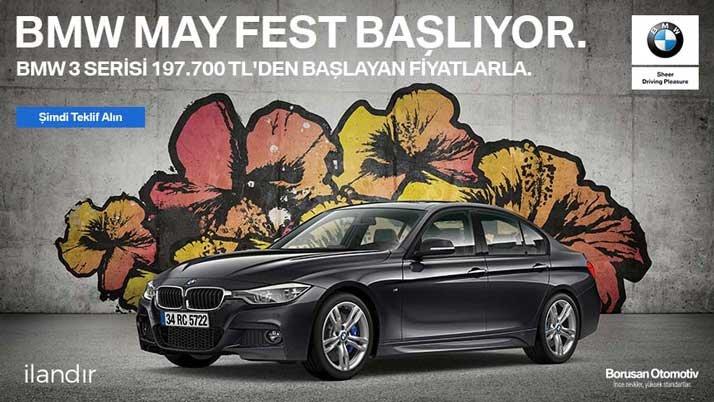 BMW Mayfest Başlıyor.