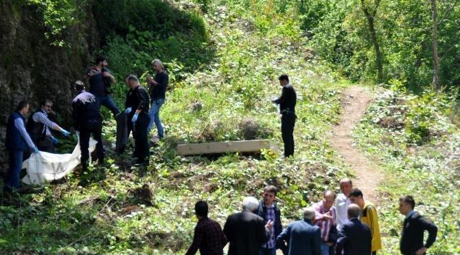 Trabzon'da yaşlı bir kadının cesedi bulundu