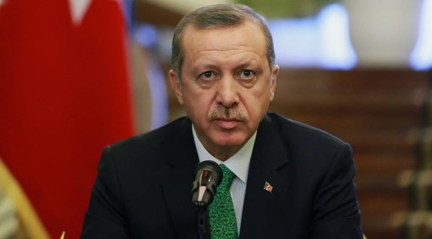 Erdoğan'dan ABD'nin YPG kararıyla ilgili ilk açıklama