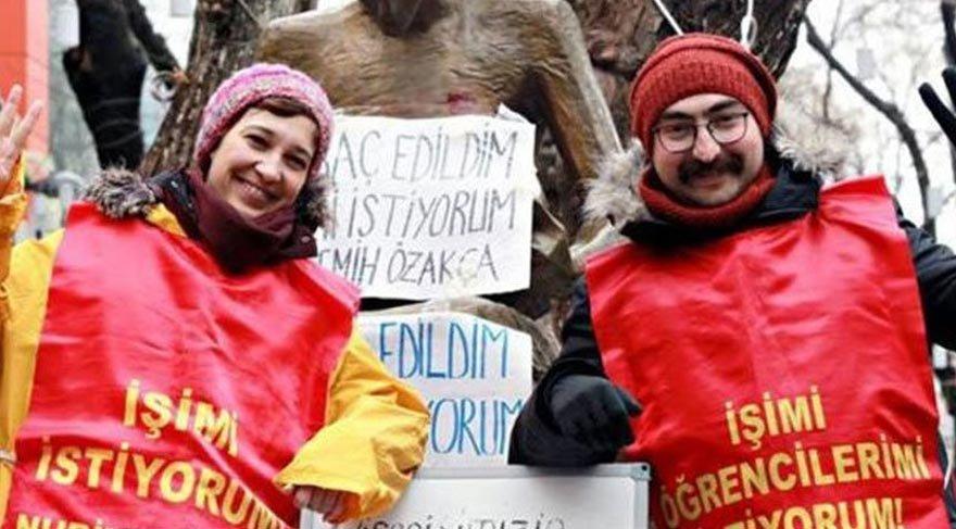 CHP'li vekiller de açlık grevine başladı!
