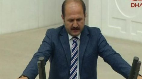 AKP'li vekil TBMM Genel Kurulu'nda itiraf etti: 'Evet 17-25 Aralık'tan önce...'