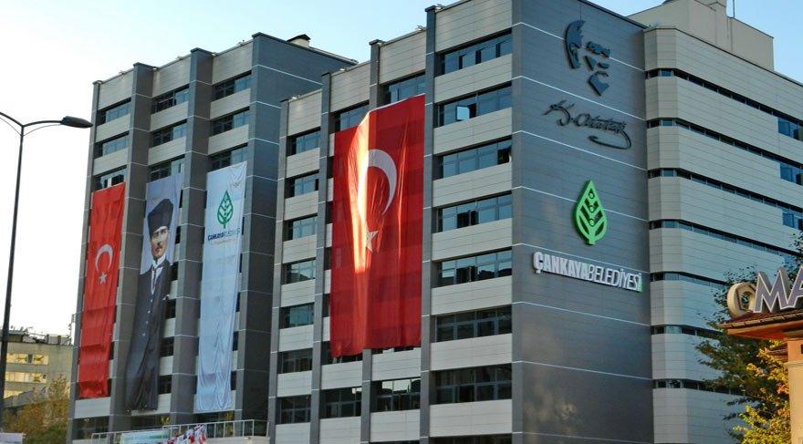 Çankaya Belediyesinden Sözcü Gazetesi'ne destek!