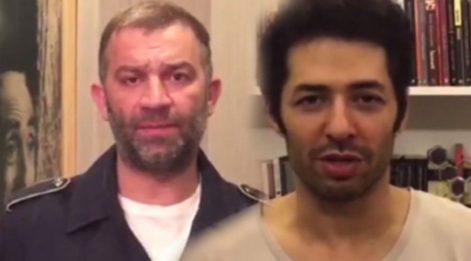 Sanatçılardan açlık grevindeki Nuriye Gülmen ve Semih Özakça'ya destek