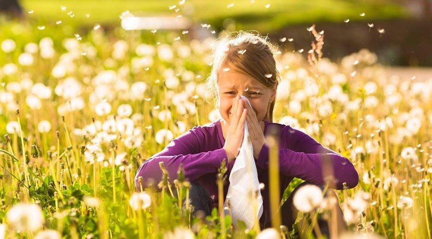 Bahar alerjisini önlemenin yolları