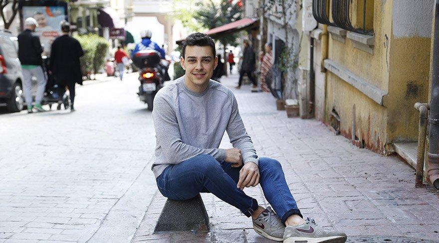 """Alihan Aracı: """"Şantiye ve set arasında mekik dokuyorum"""""""