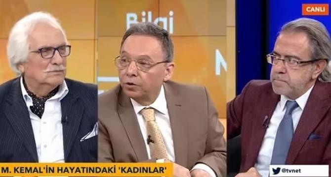 Atatürk düşmanlarına ret