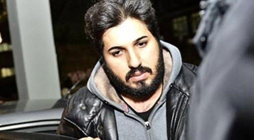 Reza Zarrab'dan aile avukatı Şebnem Eriş'e dikkat çeken soru