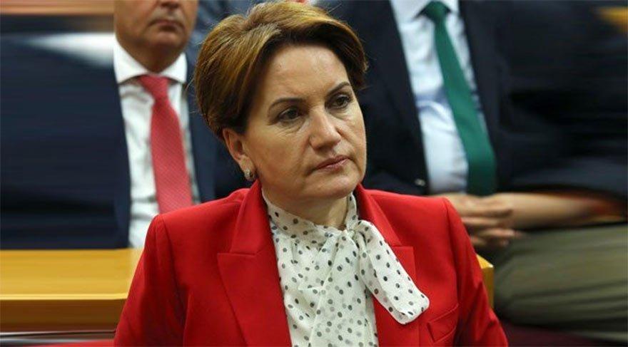 Akşener Sözcü Gazetesi çalışanlarının gözaltına alınmasını kınadı