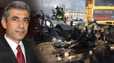 Suikast mi, kaza mı? Başsavcı Mustafa Alper son yolculuğuna uğurlandı