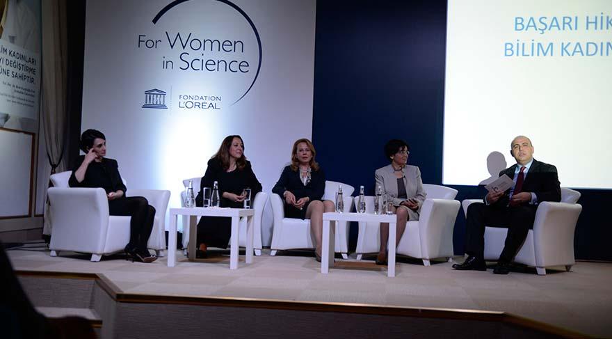 Genç Bilim İnsanı Ödülleri 5. kez sahiplerini buldu