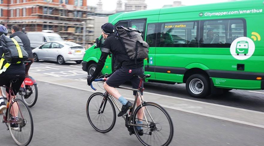 Citymapper akıllı otobüs seferlerine başlıyor