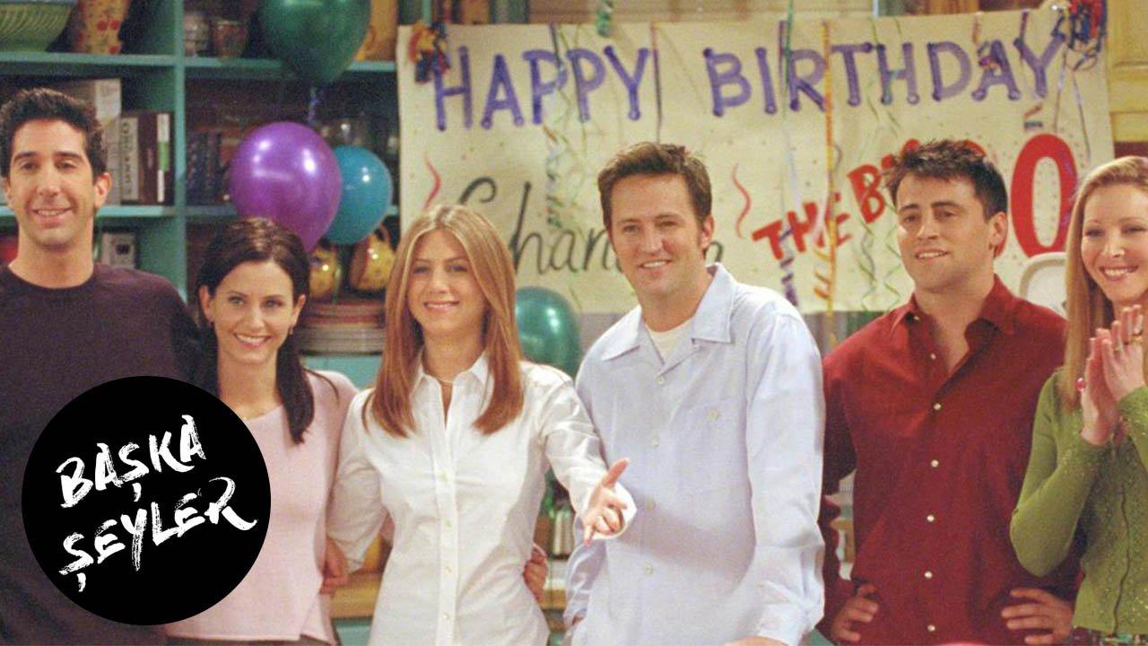 Jennifer Aniston 'Friends'in bugün çekilse nasıl olacağını açıkladı