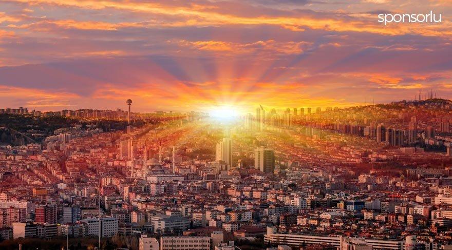 Ankara'nın parıldayan semti Çukurambar'la ilgili 5 nefis gerçek