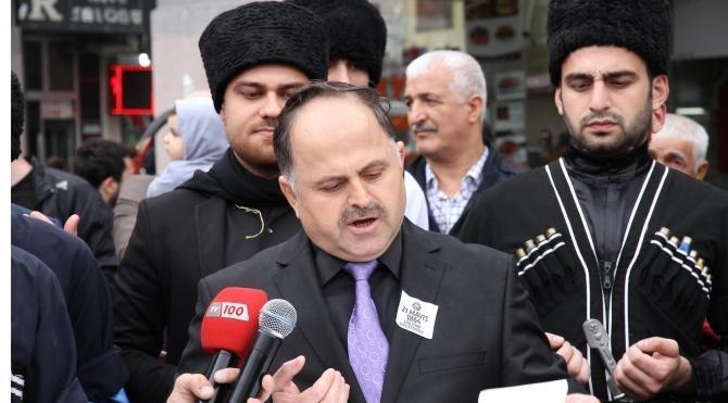 Çerkes sürgününün 153'üncü yıl dönümü Balıkesir'de anıldı