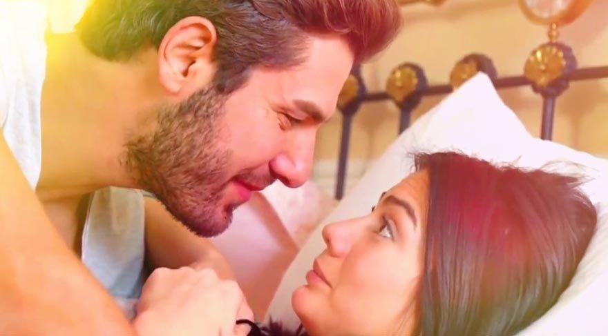 Demet Özdemir ve Furkan Palalı'nın dizi aşkı gerçek oldu