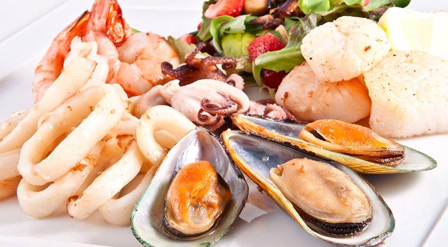 Deniz ürünleri Alzheimer riskini azaltıyor
