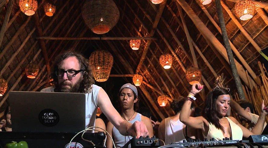 Elektronik müzik tutkunları Big Burn'de buluşuyor