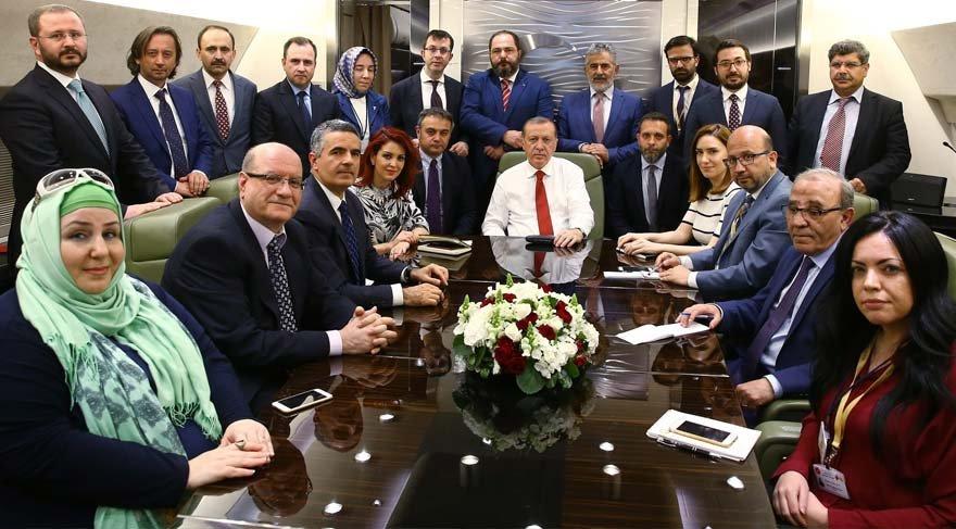 Erdoğan: Tekkeye mürit aramıyoruz