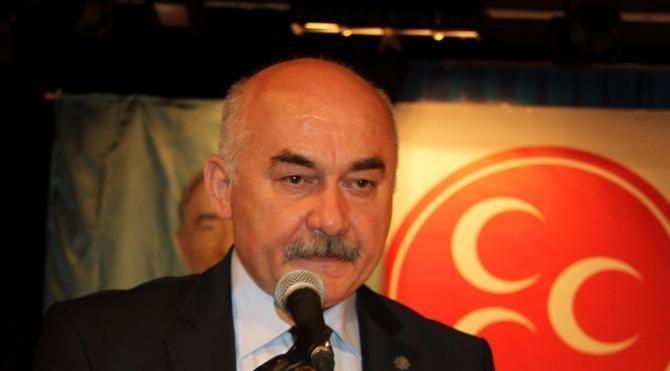 MHP'li Vahapoğlu: Kongreler, partiyi kirletenlerden arındırma kongreleri