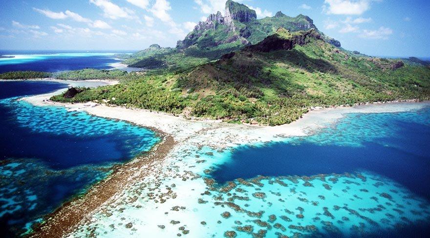 Rüya adaları: Fransız Polinezyası